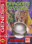 Dragon's Revenge Genesis Box