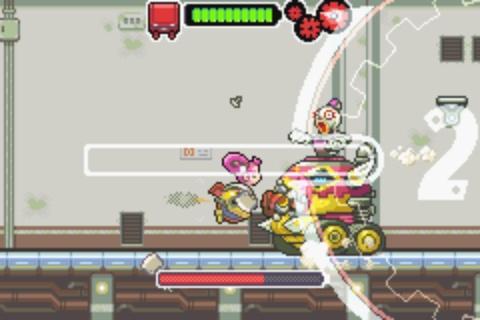 Drill Dozer - Boss Battle