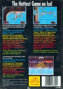 EA Hockey Box Back