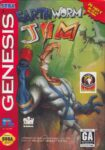 Earthworm Jim Genesis Box
