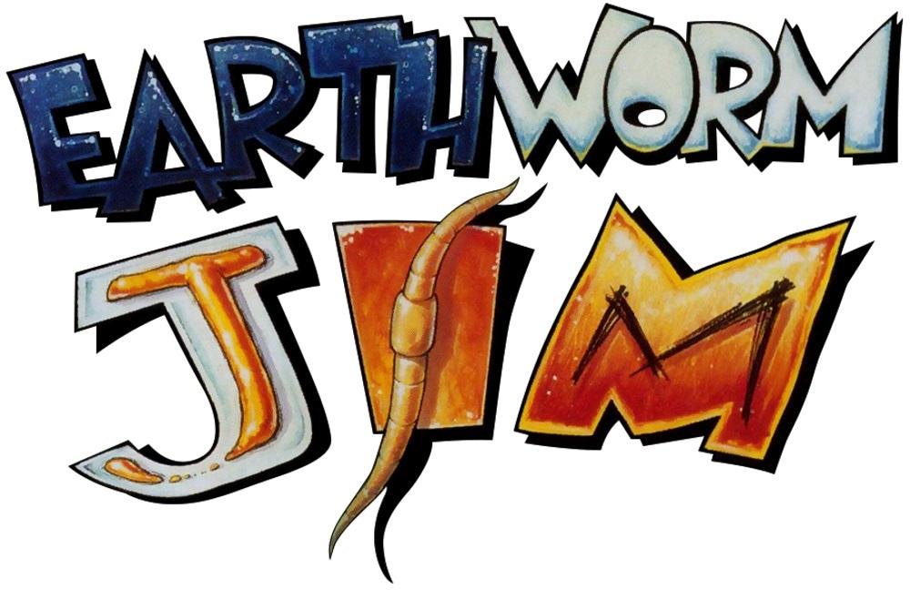 Earthworm Jim Logo