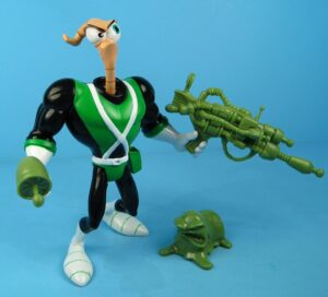 Earthworm Jim Mail Order