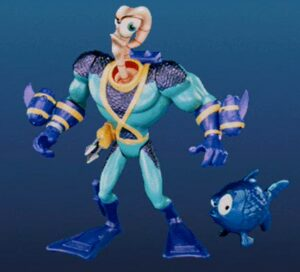 Earthworm Jim Special Deep Sea Mission Suit