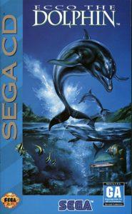 Ecco The Dolphin Sega CD Box