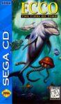 Ecco - The Tides of Time Sega CD Box
