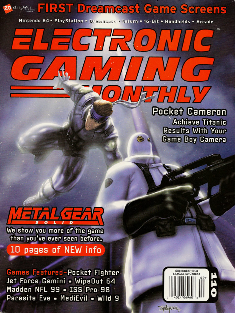 Electronic Gaming Monthly September 1998