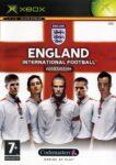 England International Football Xbox Box