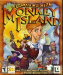 Escape from Monkey Island PC Box
