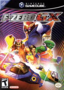 F-Zero GX Box