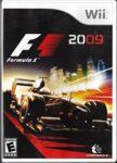 F1 2009 Wii Box