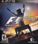 F1 2010 PS3 Box