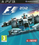 F1 2012 PS3 Box