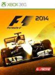 F1 2014 Xbox 360 Box