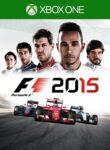 F1 2015 Xbox One Box