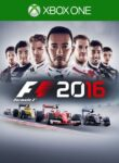 F1 2016 Xbox One Box