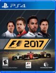 F1 2017 PS4 Box