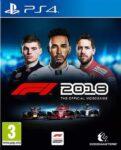 F1 2018 PS4 Box