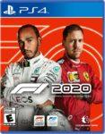 F1 2020 PS4 Box