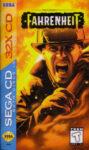 Fahrenheit Sega 32X CD Box
