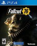 Fallout 76 PS4 Box