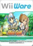 Family Mini Golf Wii Box