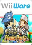 Family Pirate Party Wii Box