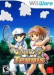 Family Tennis Wii Box