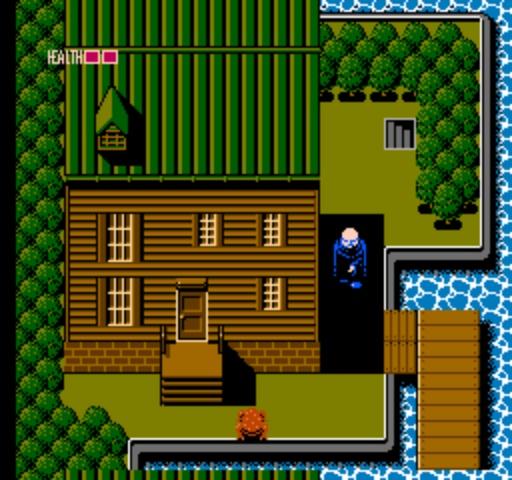 Fester's Quest - House