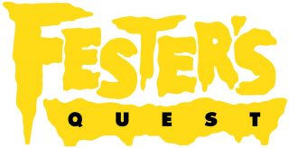 Fester's Quest Logo