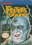 Fester's Quest NES Box