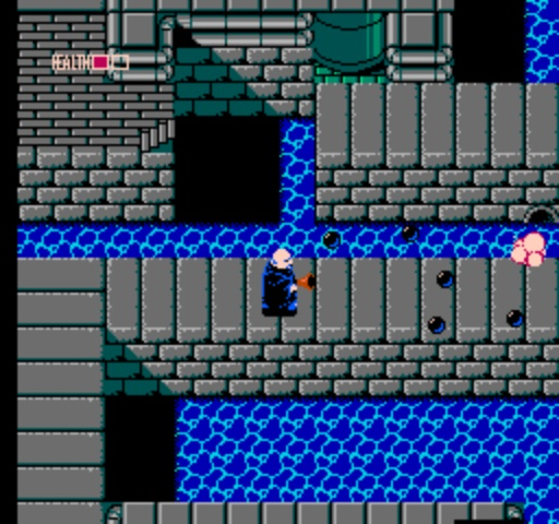 Fester's Quest - Sewer System