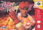 Fighters Destiny N64 Box