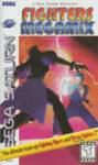 Fighters Megamix Saturn Box