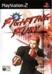 Fighting Fury European PS2 Box