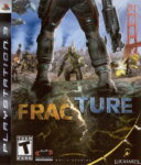 Fracture PS3 Box