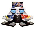 GP Rider Arcade Cabinet