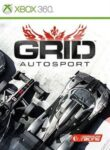 GRID Autosport Xbox 360 Box