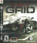 GRID PS3 Box