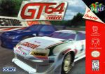 GT 64 Championship Edition N64 Box