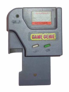 Game Boy Game Genie