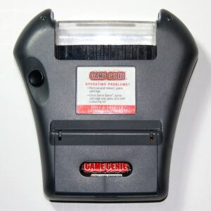 Game Gear Game Genie