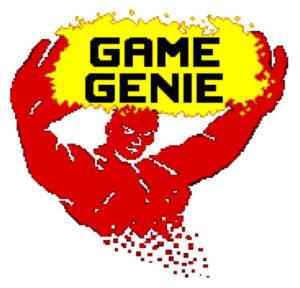Game Genie Logo