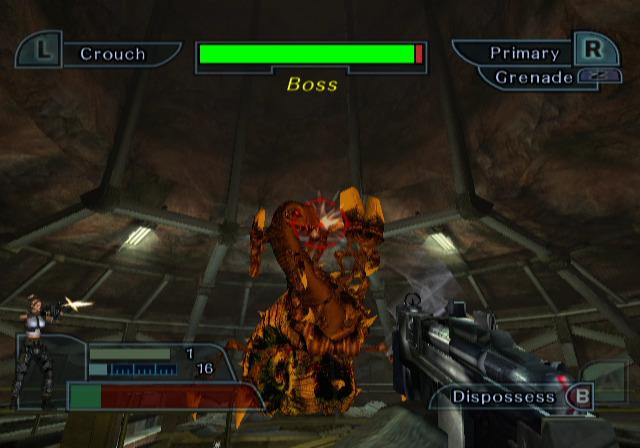 Geist - Boss Battle