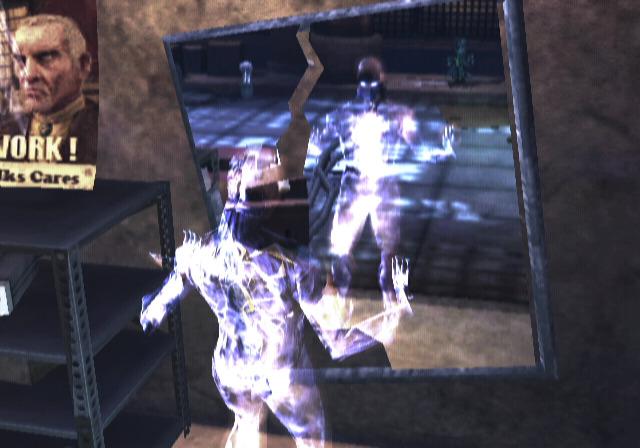 Geist - Ghost Form