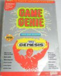 Genesis Game Genie Box