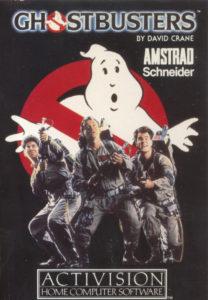 Ghostbusters Amstrad CPC Box