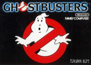 Ghostbusters Famicom Box
