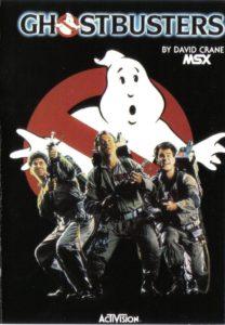 Ghostbusters MSX Box