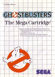 Ghostbusters SMS Box
