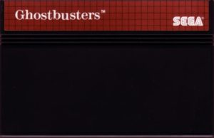 Ghostbusters SMS Cartridge